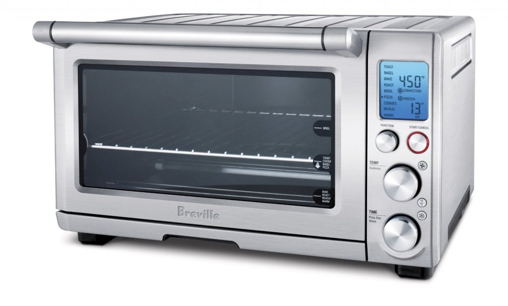 A Convection Toaster Oven