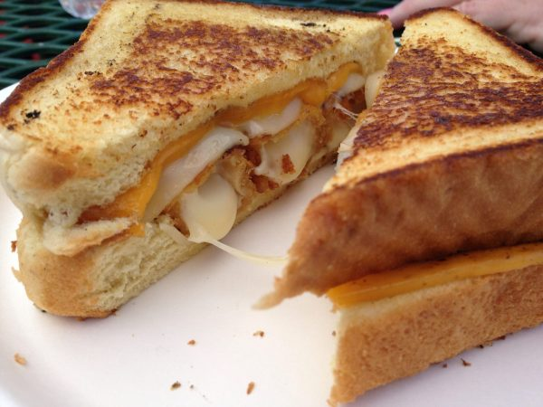 Grilled Cheese In A Toaster Oven