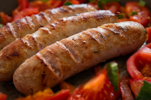 Sausage In A Toaster Oven